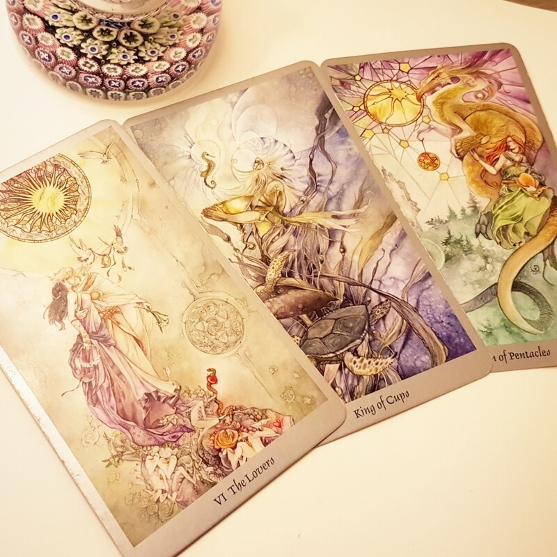 Psychic Reading - Various