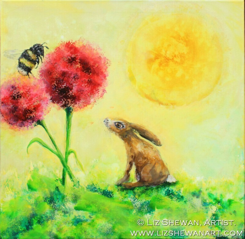 The Hare and the Bee