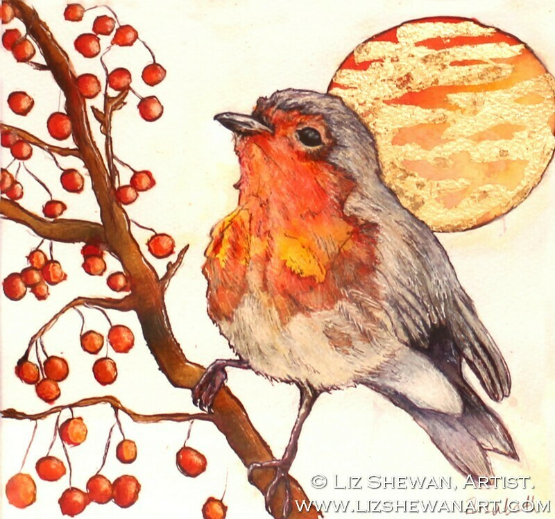 Bright Days Robin | Heaven's Song