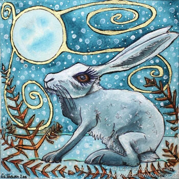 Hare Moon Magic