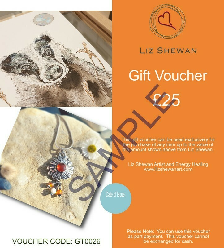 Gift Vouchers - Select your denomination