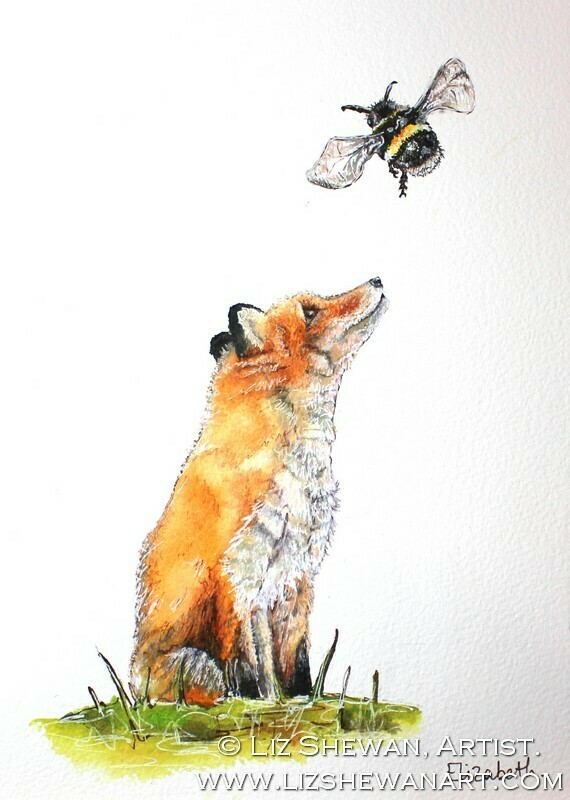 The Fox and the Bee