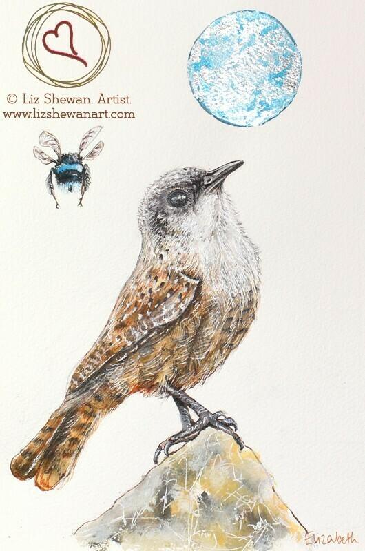Heaven's Song | Bird Bee