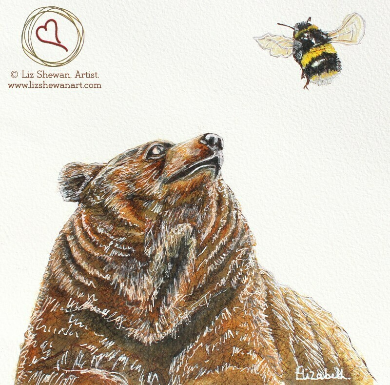Bumble and the Bear