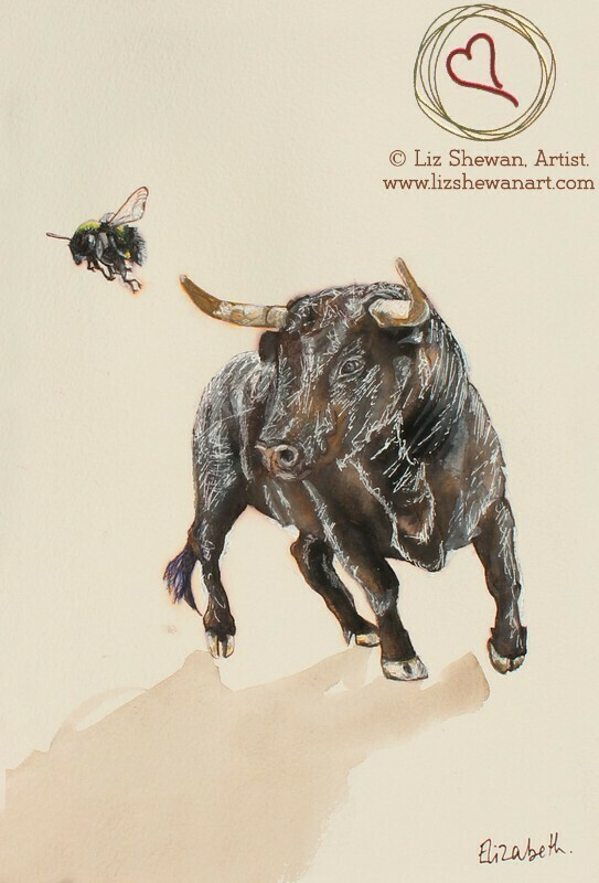 Bumble and the Bull
