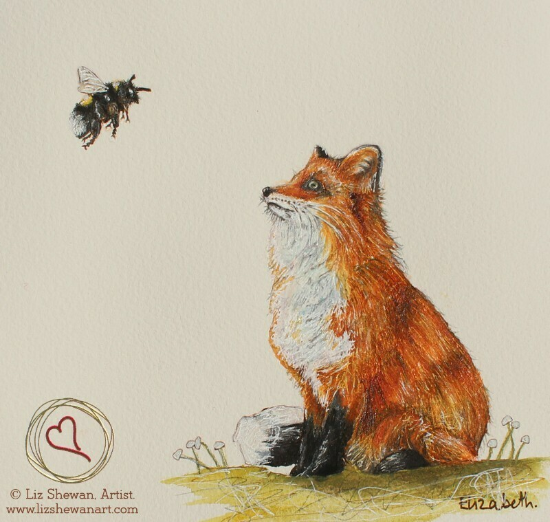 Bumble and Fox