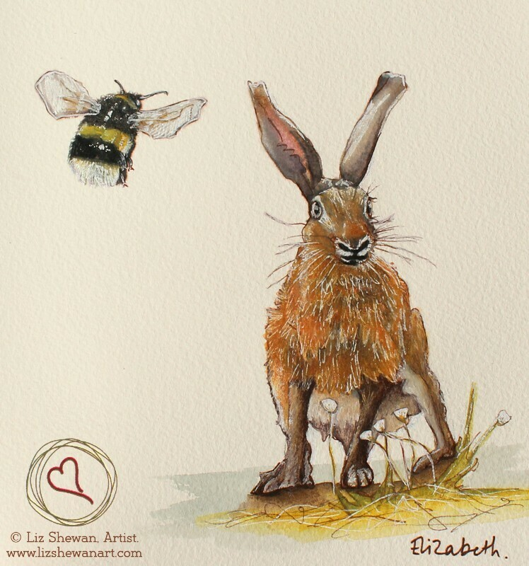 Bumble and Hare