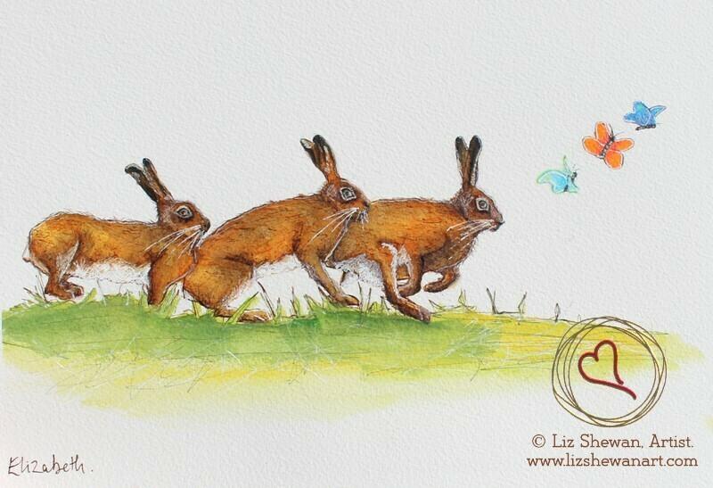 Hare Scramble