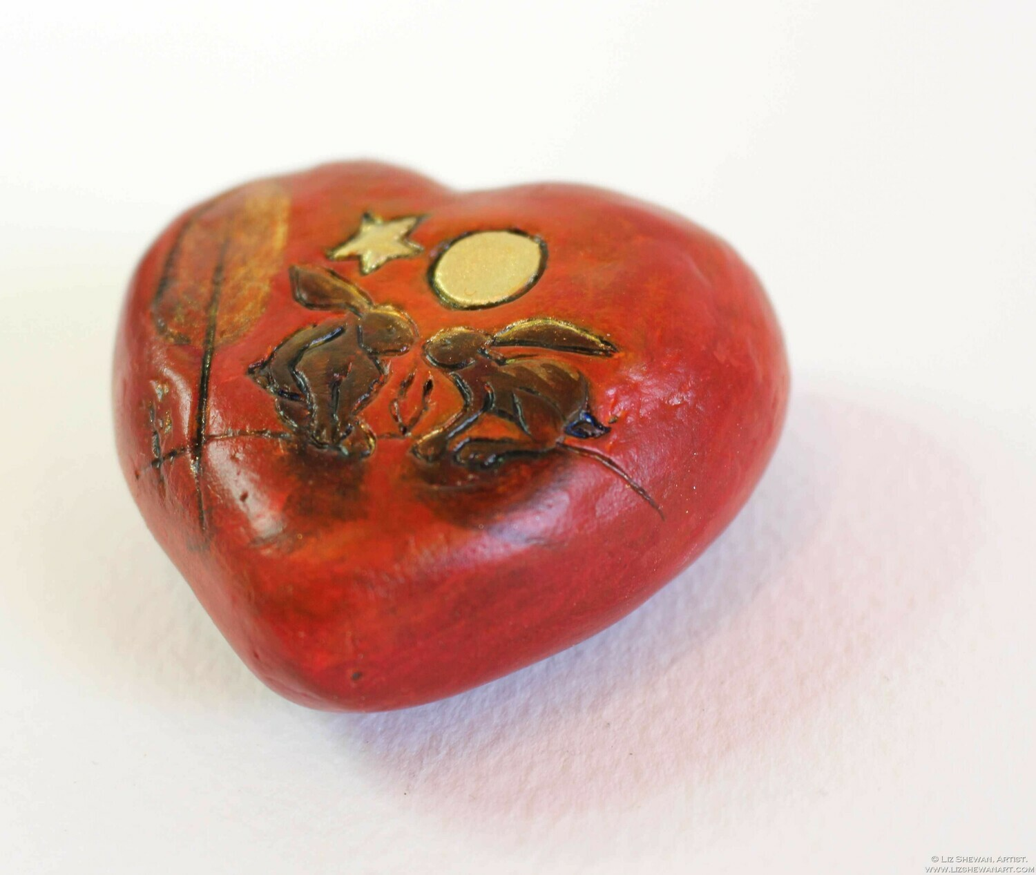 Nurturing Palm Heart | MoonGazing Hares