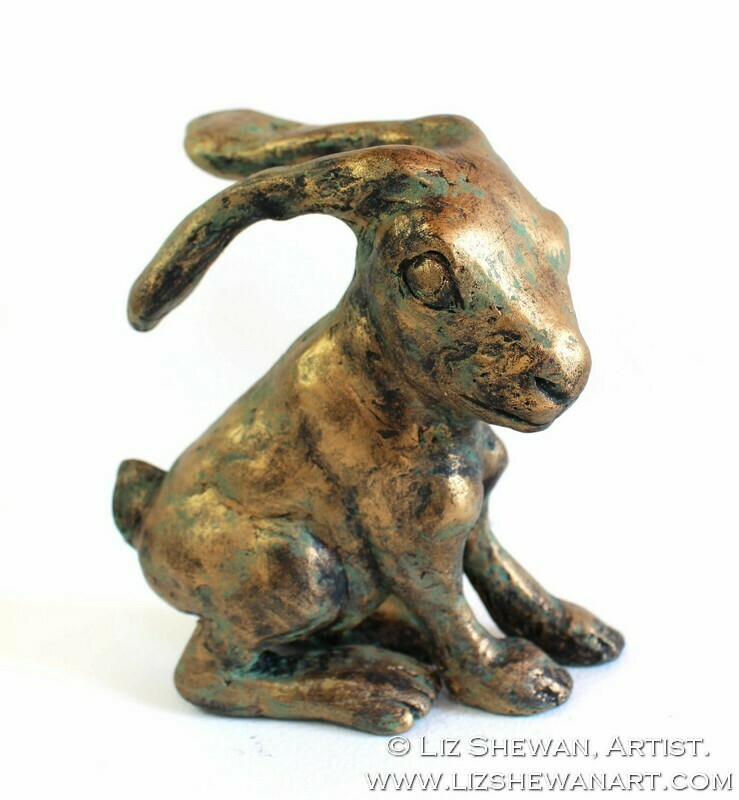 Harry the Hare | Sculpture