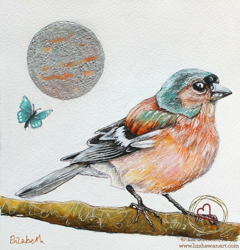 The Chaffinch | Heaven's Song