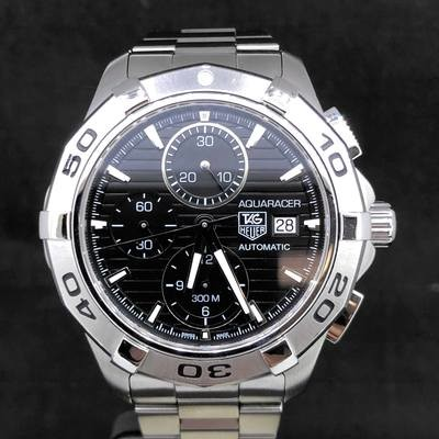 TAG Heuer Aquaracer 300M Automatic, Chronograph, Date, 44MM - MINT