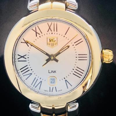 TAG Heuer Link Lady Gold/Steel 28mm