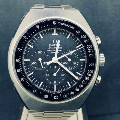 Omega SPEEDMASTER MARK II PROFESSIONAL MANUEL WIND STEEL MINT