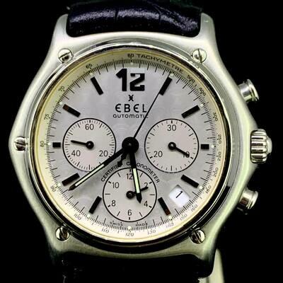 Ebel 1911 Le Modulor chrono Special Dial