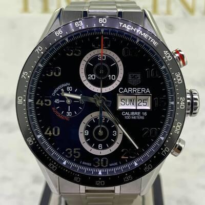 TAG Heuer Carrera Calibre 16 Chronograph Box& Paper