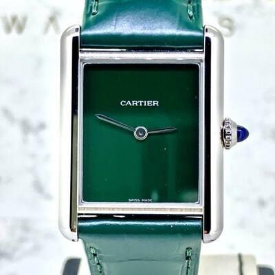 Cartier Tank Must 2021 Full Set
