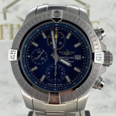 Breitling Avenger Chronograph 45 Blue Dial 2021