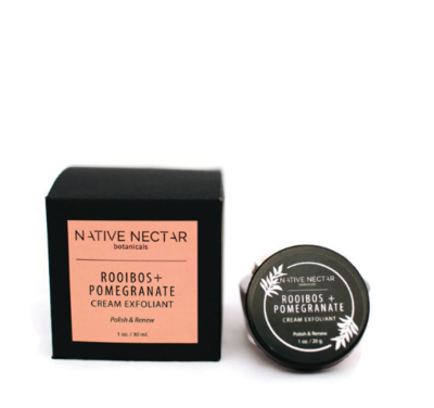Rooibos & Pomegranate Cream Exfoliant