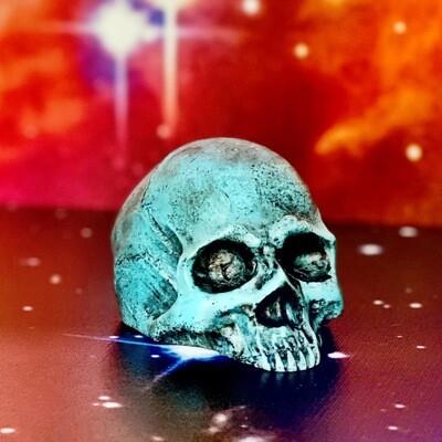 Skull Soap (Blue)
