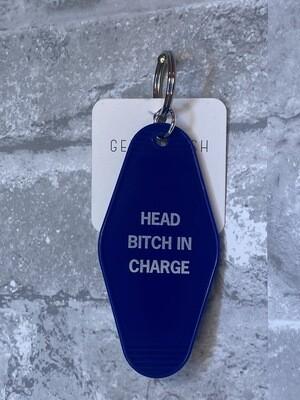 HBIC Keychain