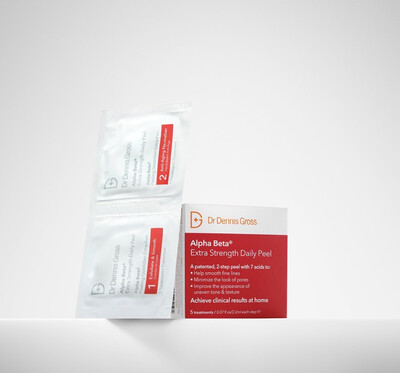 Alpha Beta® Extra Strength Daily Peel Packettes - 5 Pack