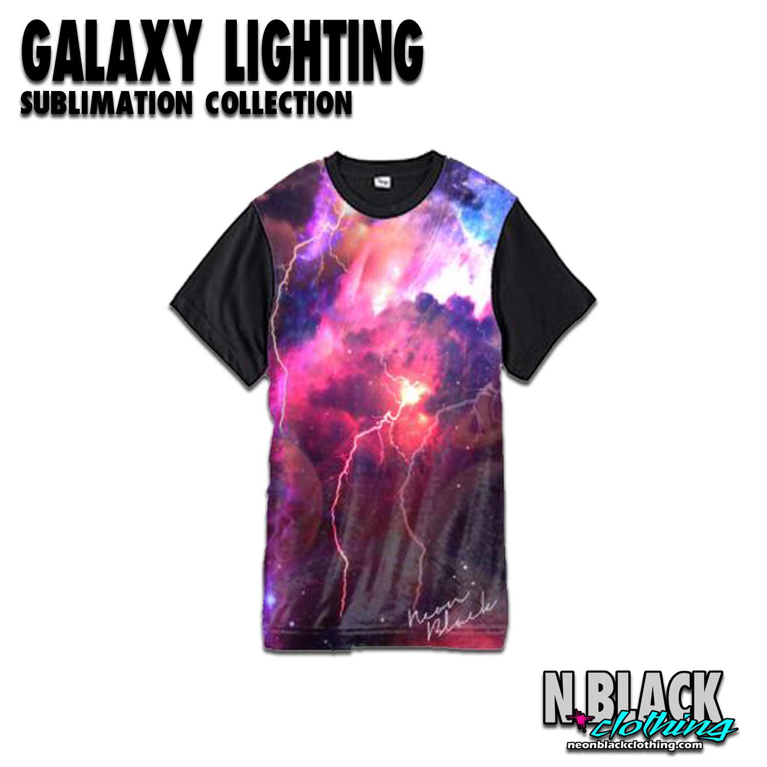 Galaxy Lighting - Sublimation Collection #1