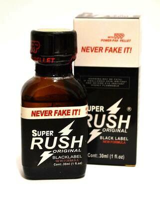 Rush Super Black USA 30 ml.