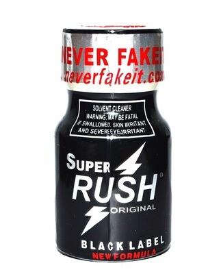 Super Rush Black label (USA) 9 ml.