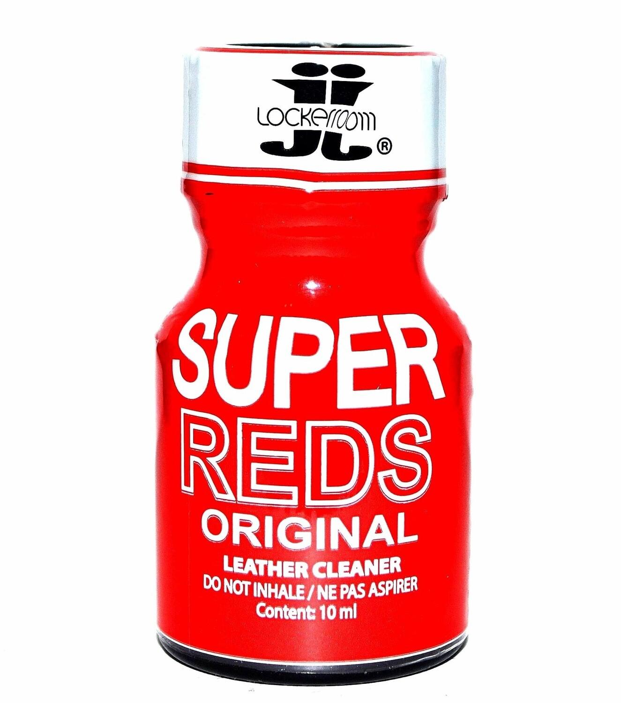 Super Reds 10 ml.