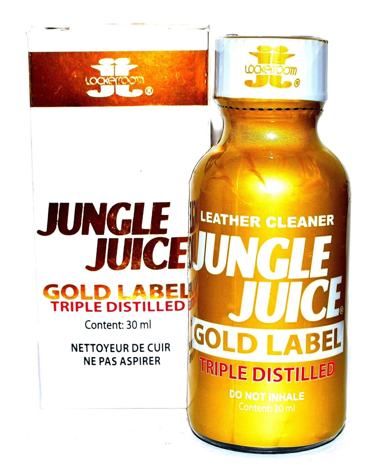 JJ Gold label 30 ml