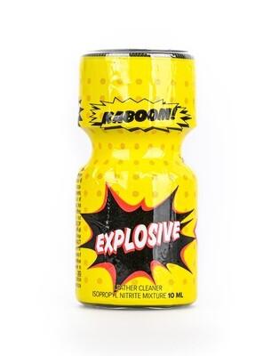 Explosive 10 ml.