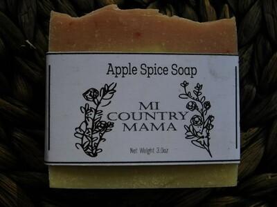 Apple Spice Soap 3oz