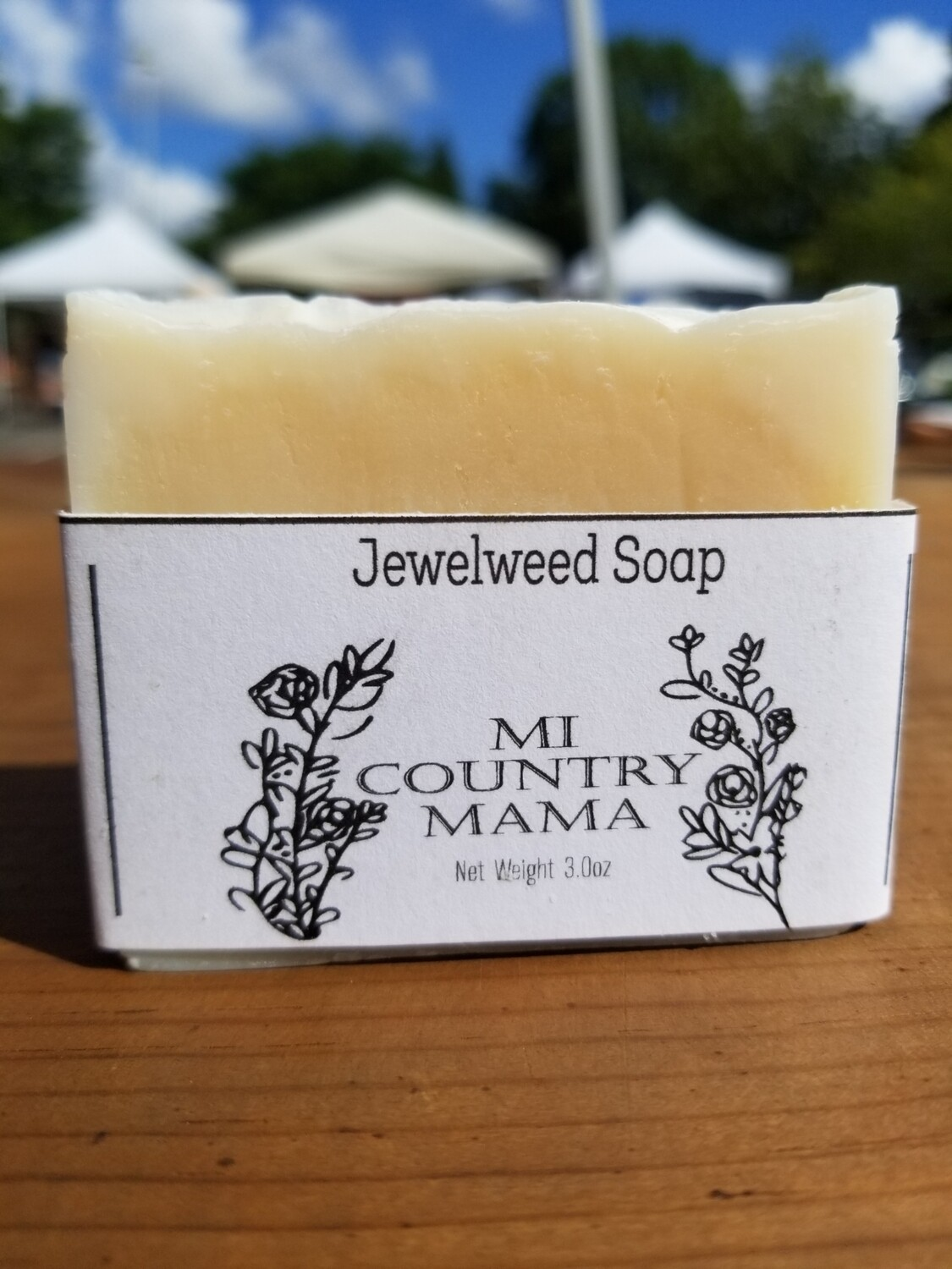 Jewelweed Soap 1oz