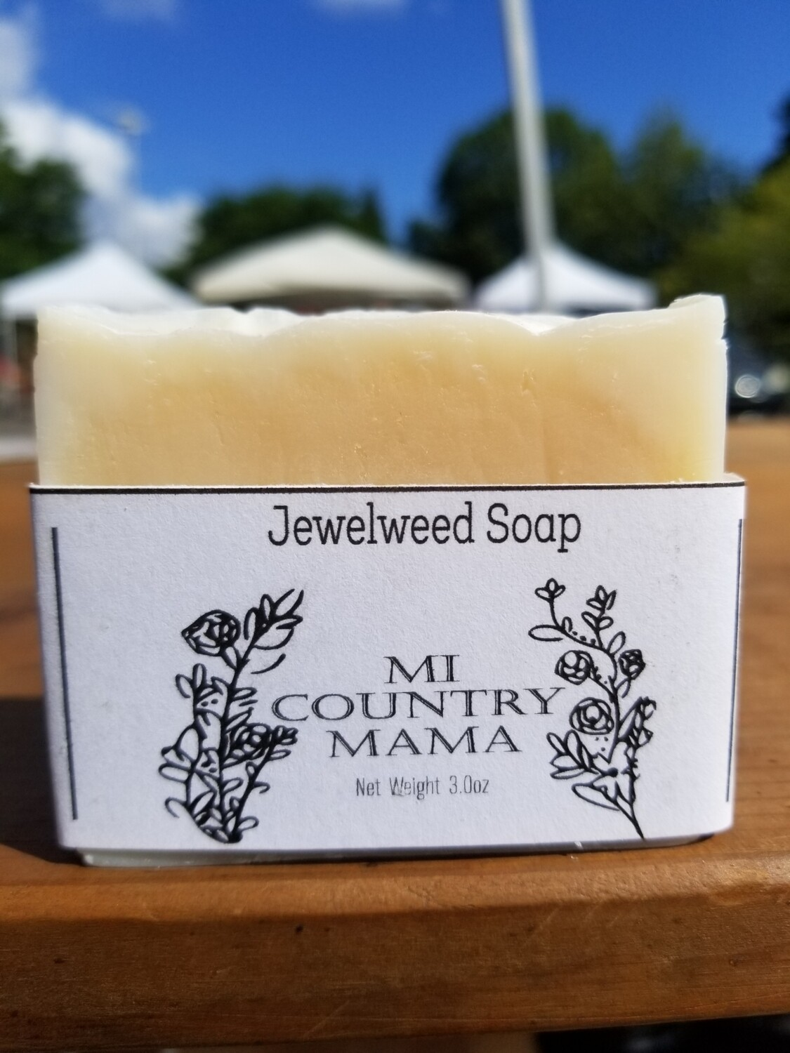 Jewelweed Soap 3oz
