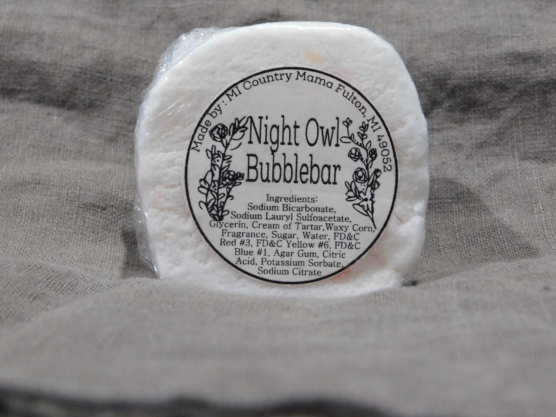 Night Owl Bubble Bar