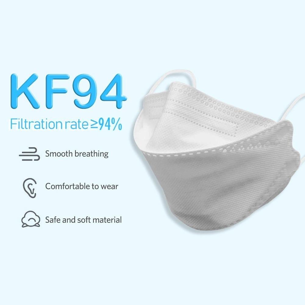 5 x pack of KF-94 Respirators PM1.0