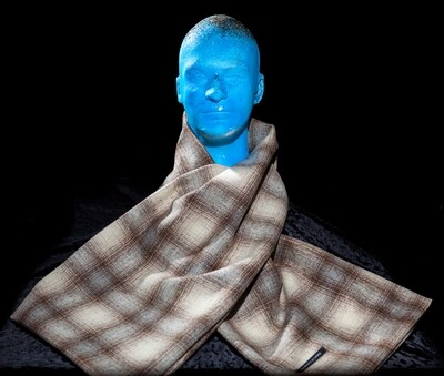 Classic Wool Scarf