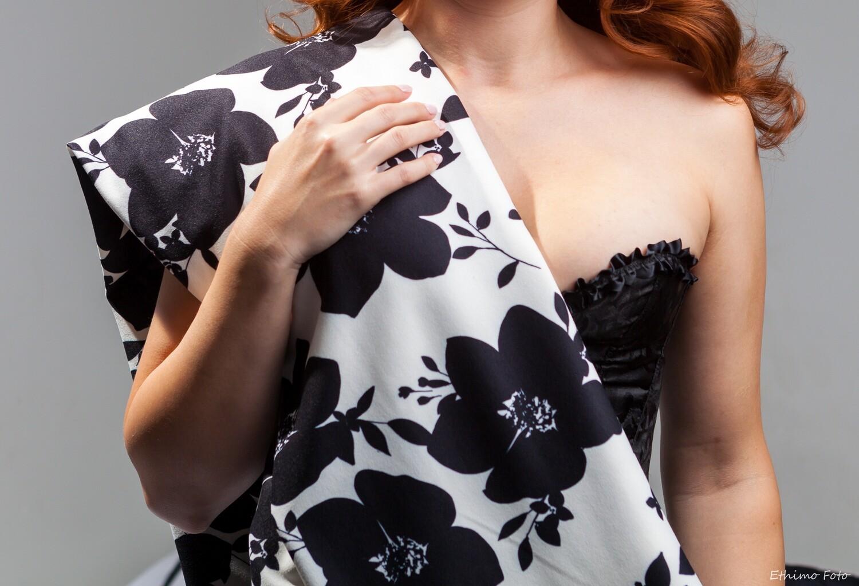 Polyester Print scarf