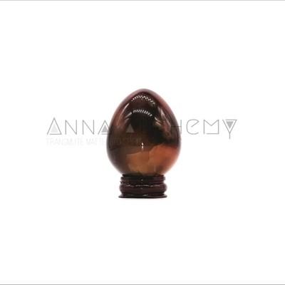 马达加斯加红玛瑙蛋  Madagascar Agate Egg (含底座)