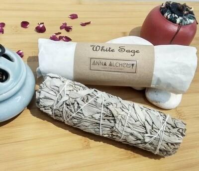 空间及个人净化 : 鼠尾草  White Sage  【1把/1 bundle】