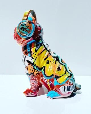 The Best City Dog - 33 cm Made In Art VLADi