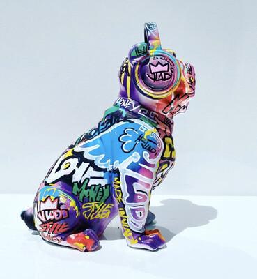 Angel City Dog - 33 cm Made In Art VLADi