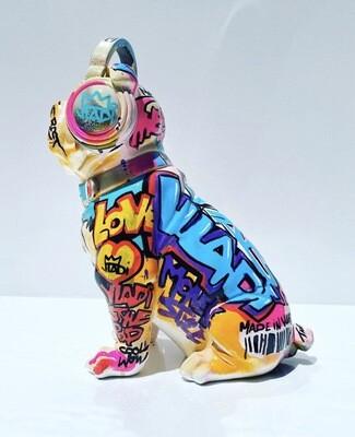 LOVE City Dog - 33 cm Made In Art VLADi