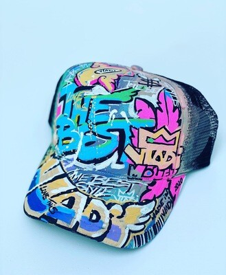 THE BEST- Hat- Art VLADI