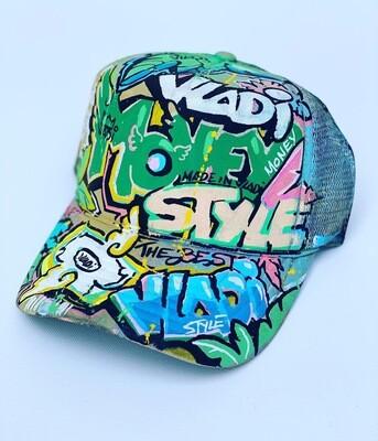 MONEY -Hat - Art VLADI