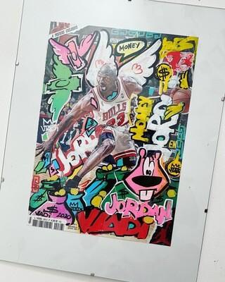 JORDAN Money- Magazine-Art VLADI
