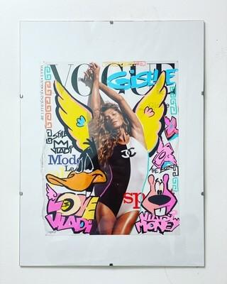 GISELE - Magazine-Art VLADI