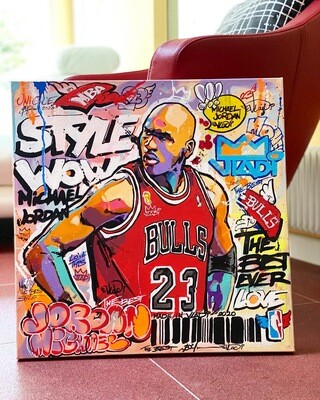 Stars Basketball - Masterpiece 50x50 cm Art VLADi