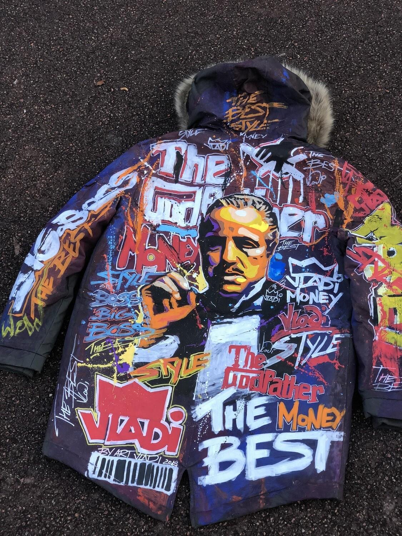The Godfather - Jacket Parka Size XL - Art Vladi